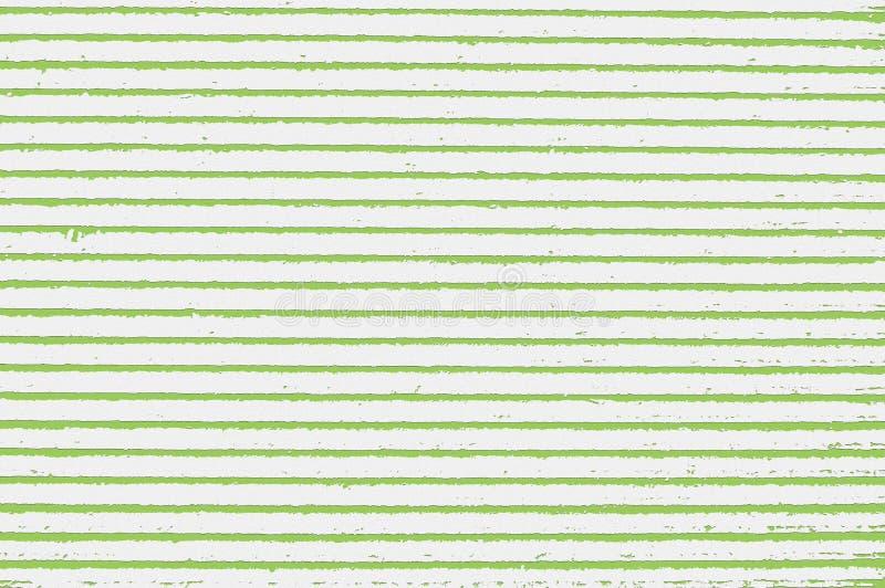 Progettazione delle strisce di verde immagine stock