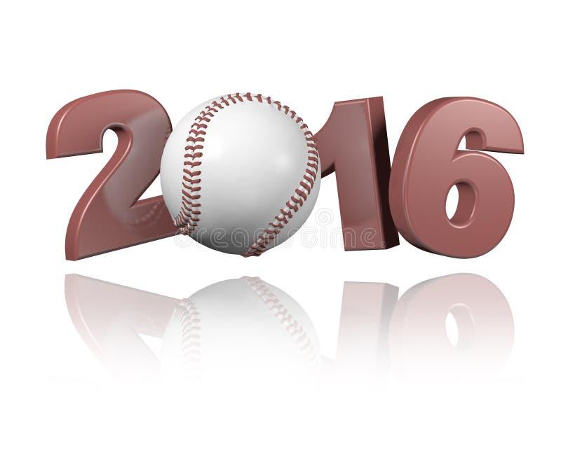 Download Progettazione Di Baseball 2016 Illustrazione di Stock - Illustrazione di tazza, torneo: 56877237