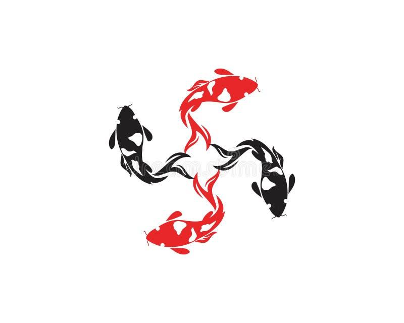 Carpa pesce illustrazioni vettoriali e clipart stock for Carpa pesce rosso