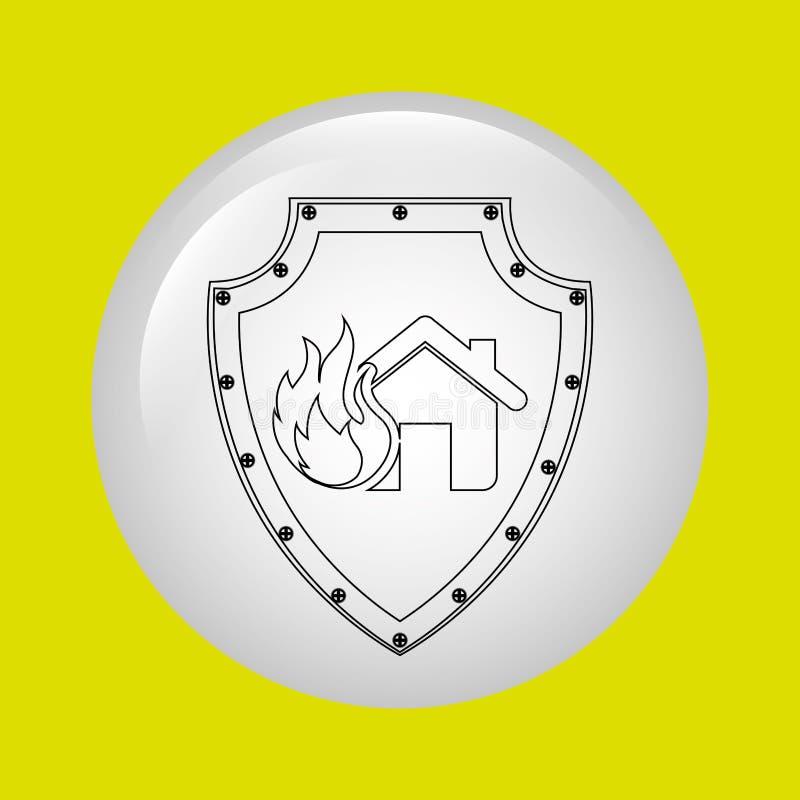 Progettazione di massima di assicurazione illustrazione di for Software di progettazione di costruzione di case gratuito