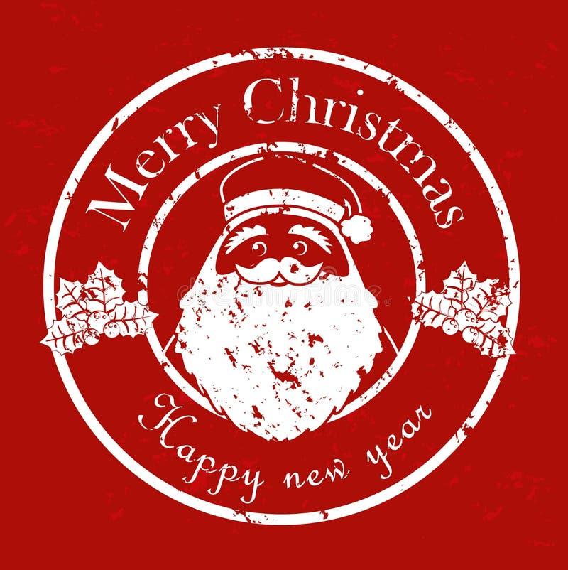 Progettazione di Natale illustrazione vettoriale