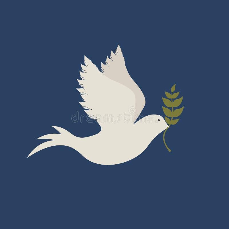 Progettazione di pace illustrazione vettoriale