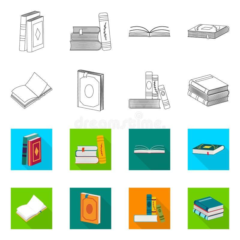 Progettazione di vettore del segno della copertura e di addestramento Raccolta di addestramento e dell'illustrazione di vettore d illustrazione di stock