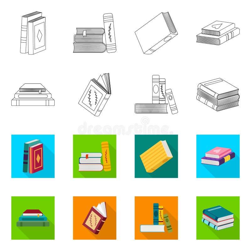 Progettazione di vettore dell'icona della copertura e di addestramento r royalty illustrazione gratis