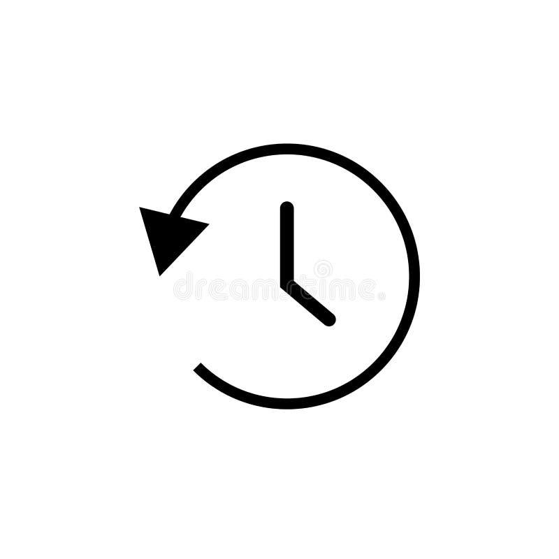 Progettazione di vettore dell'icona di storia illustrazione vettoriale