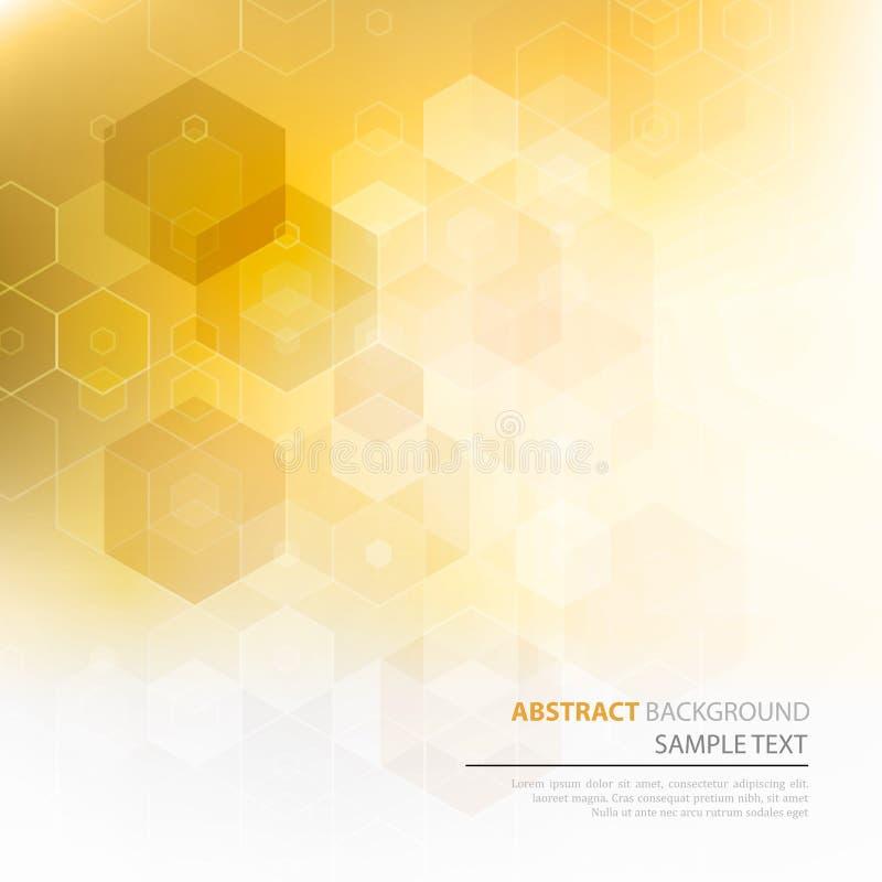 Progettazione geometrica astratta del fondo royalty illustrazione gratis