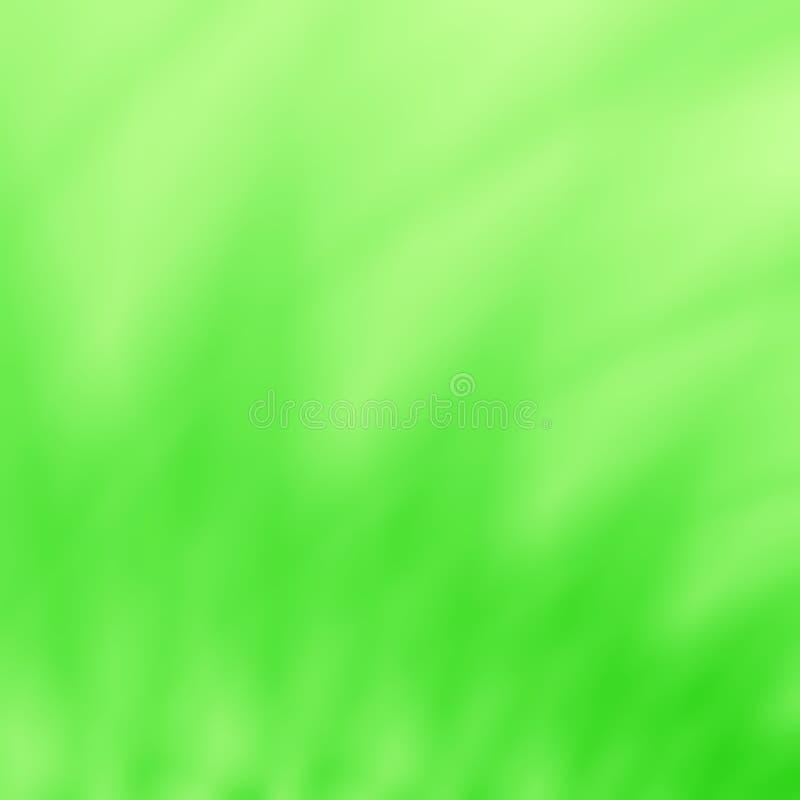 Progettazione grafica dell'erba verde di ecologia fotografie stock