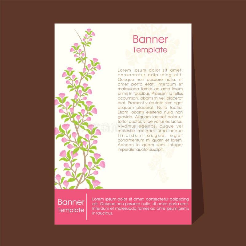 Download Progettazione Naturale Dell'aletta Di Filatoio O Dell'opuscolo Illustrazione Vettoriale - Illustrazione di disegno, contesto: 56883721