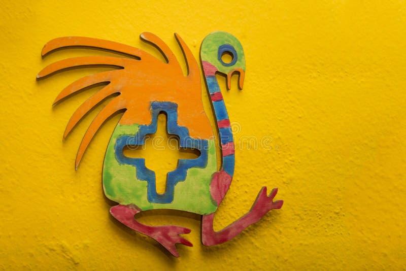 Progettazione precolombiana fotografia stock