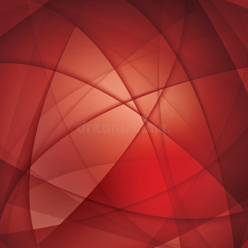 Progettazione scura e rosso-chiaro del fondo dell'estratto di colore royalty illustrazione gratis