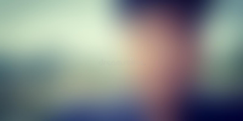 Progettazione variopinta di vettore del fondo dell'estratto della sfuocatura, fondo protetto vago variopinto, illustrazione viva  immagine stock libera da diritti