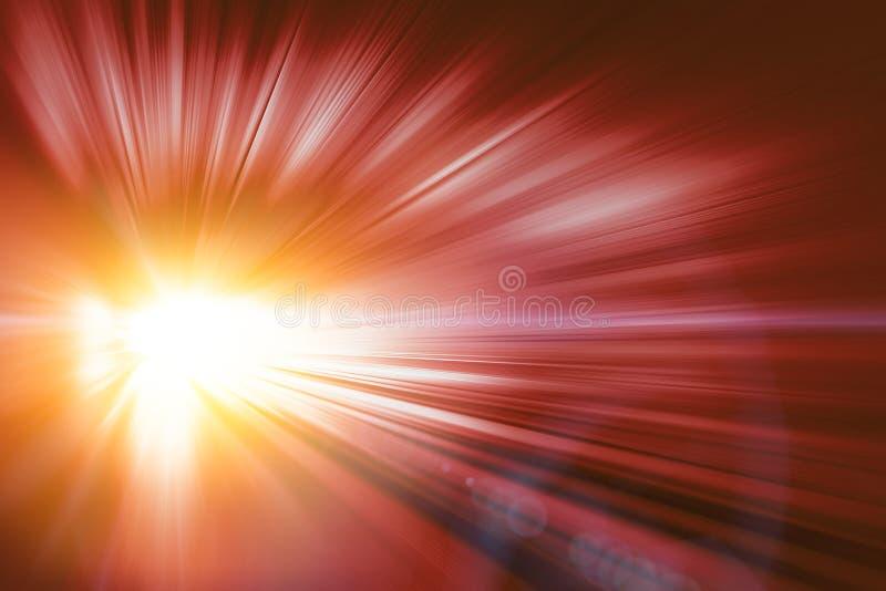 Progettazione veloce veloce eccellente del fondo dell'estratto del mosso di accelerazione immagini stock libere da diritti