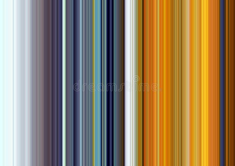Progettazione viola dell'oro blu, fondo astratto, modello immagine stock libera da diritti