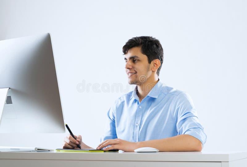 Progettista grafico immagini stock