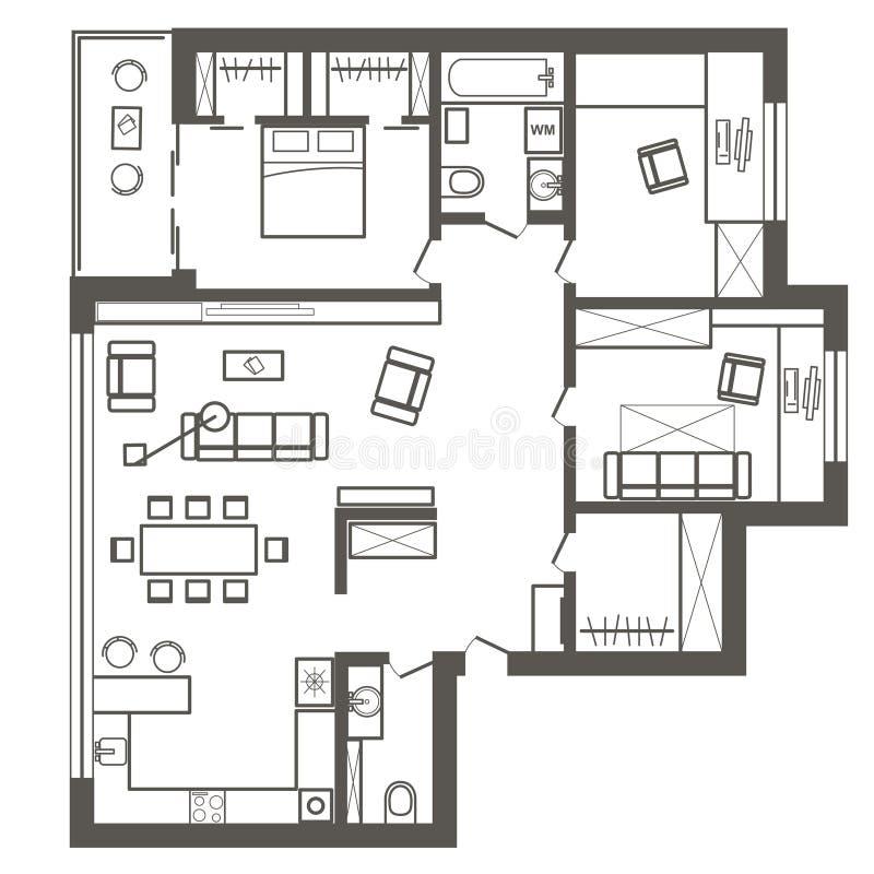 Duplex Appartamento Per Tre