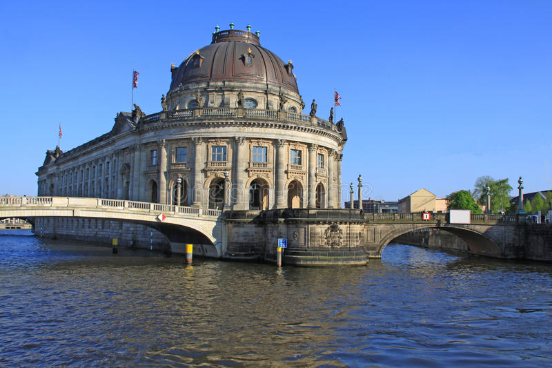Prognosticar-Museu Berlim fotos de stock royalty free
