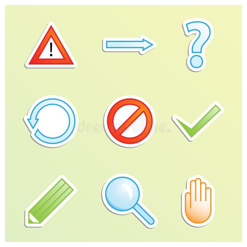 Download Program icons stock vector. Illustration of illustration - 33487079