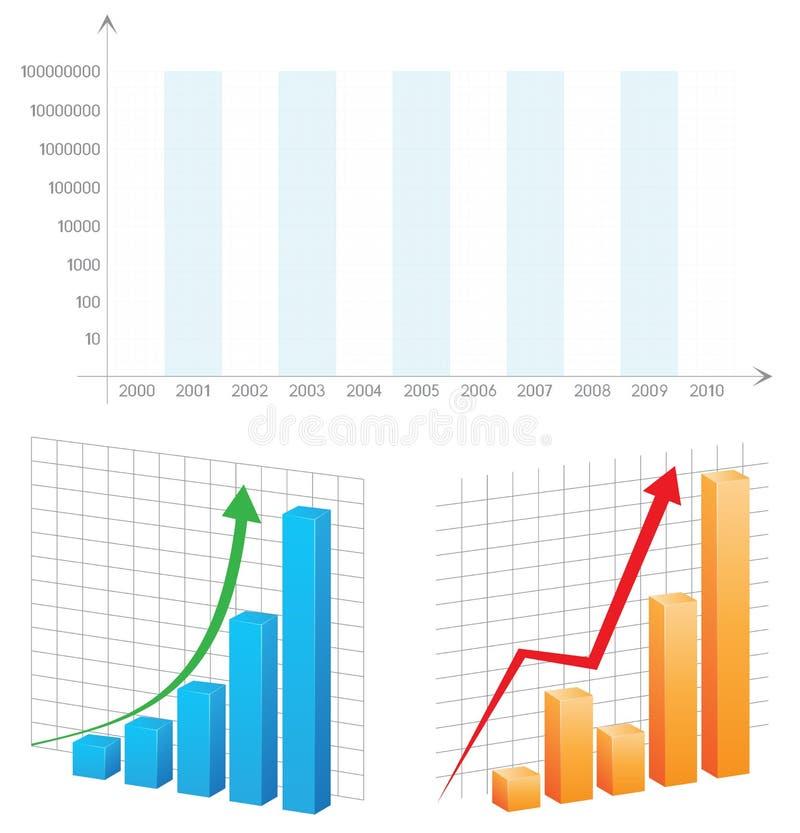Programação ilustração stock