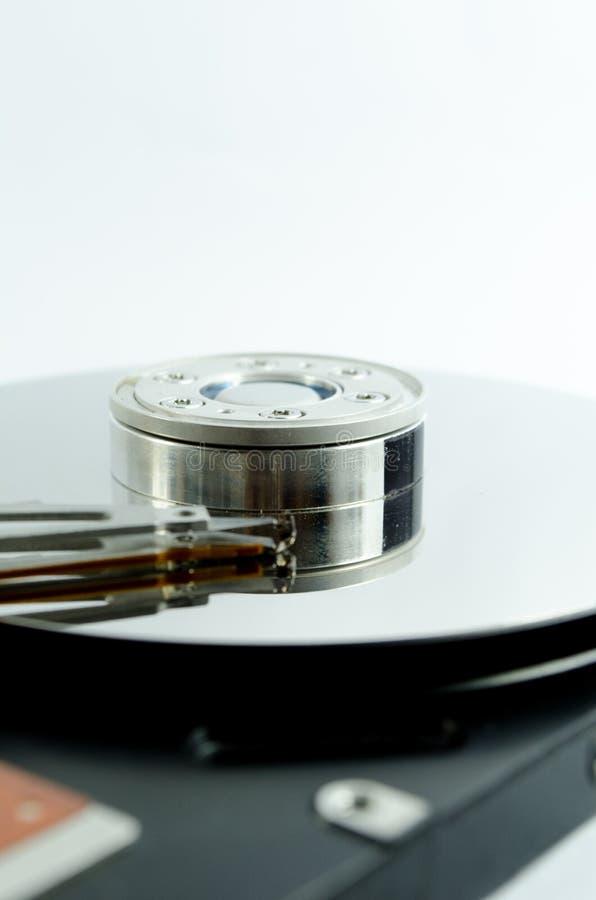 Programa de lectura principal del disco duro fotos de archivo libres de regalías