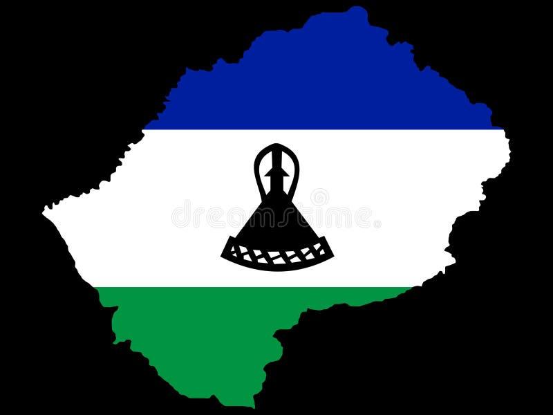 Programma del Lesoto illustrazione di stock