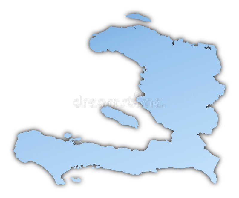 Programma dell'Haiti illustrazione vettoriale