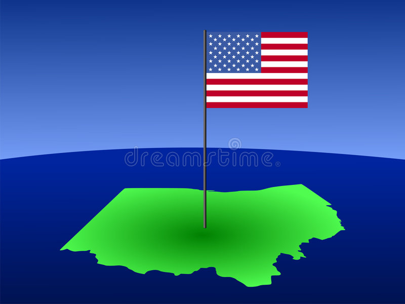 Download Programma Dell'Ohio Con La Bandierina Illustrazione Vettoriale - Illustrazione di illustrazione, ohio: 3143056