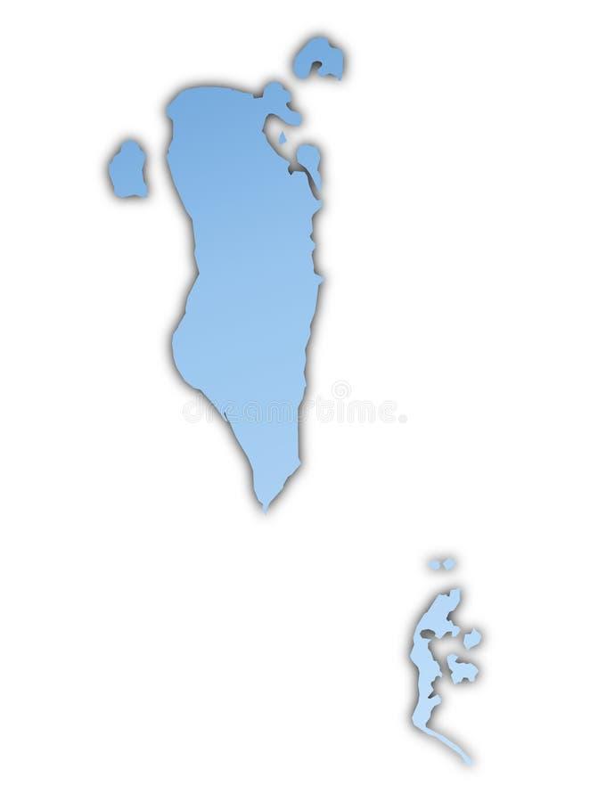 Programma della Bahrain illustrazione vettoriale