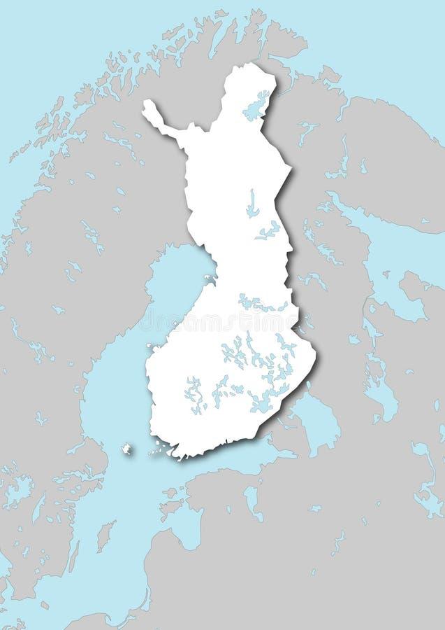 Download Programma della Finlandia illustrazione di stock. Illustrazione di schema - 3889000