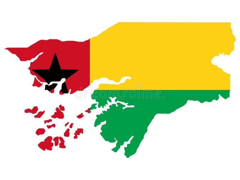 Programma della Guinea-Bissau illustrazione vettoriale