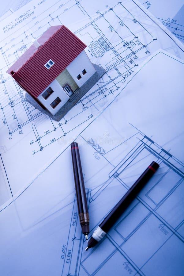 programma di architettura immagine stock immagine di
