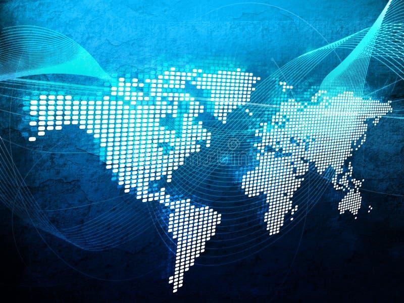Download Programma di mondo illustrazione di stock. Illustrazione di australia - 3894007
