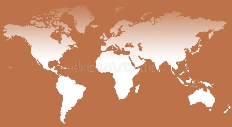 Programma di mondo IV illustrazione vettoriale