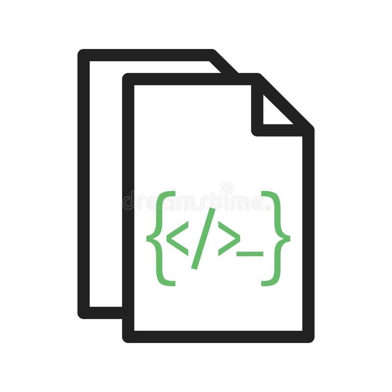 Download Programmera dokumentation vektor illustrationer. Illustration av utveckling - 78729786