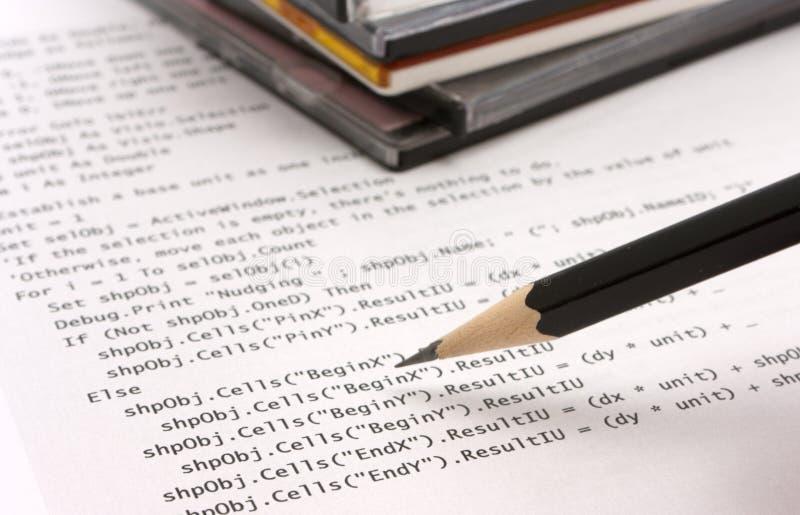 programmering arkivfoton