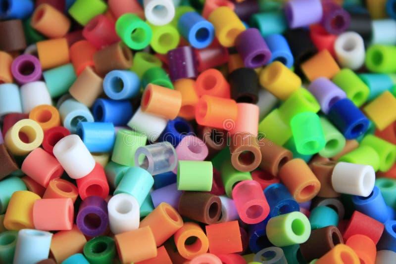 Programmes desserrés colorés photographie stock