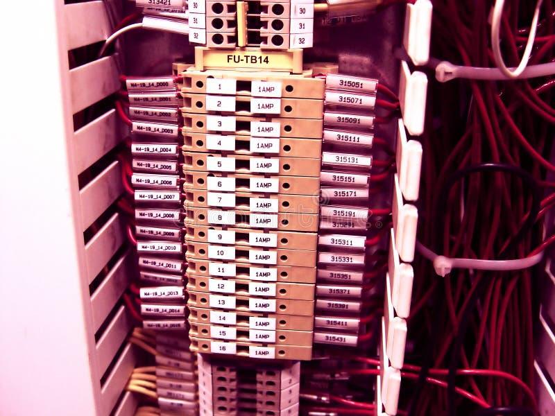 Programmierbare Logik Controler lizenzfreie stockfotos