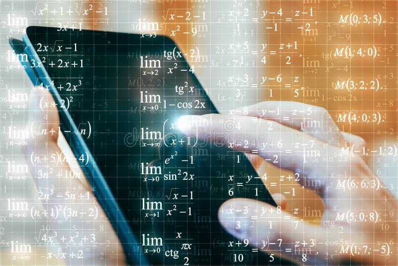 Programowania i algorytmu pojęcie obraz stock