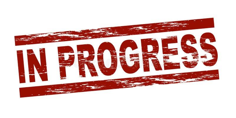 Download In progress stock illustration. Image of progression - 23373108