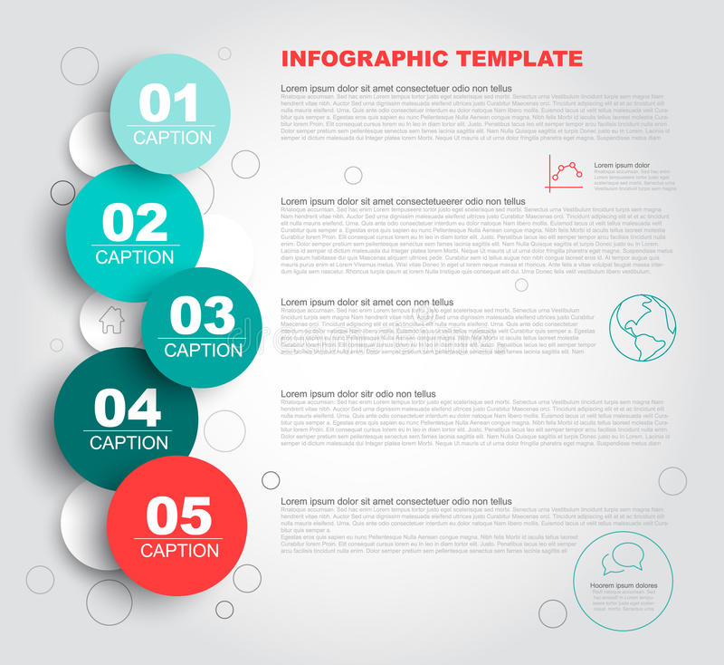 Progress steps template stock vector image of page description download progress steps template stock vector image of page description 99146718 ccuart Choice Image