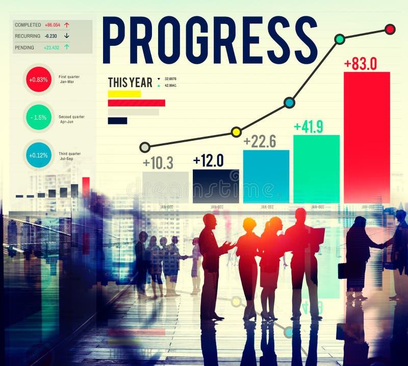 Download Progress Strategy Success Motivate Development Growth Concept Stock Photo - Image: 56679292