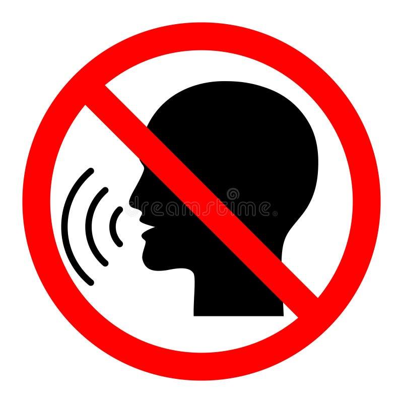 Prohibicja znak opowiadający ilustracji