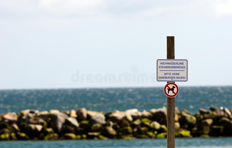 Download Prohibition Signs stock image. Image of sign, environment - 25503613