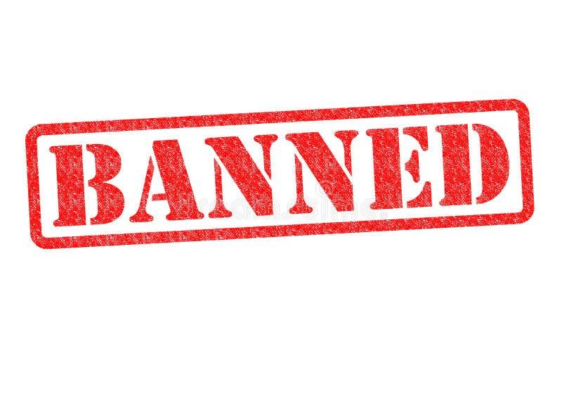 proibido imagem de stock royalty free