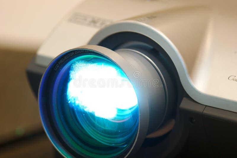 Proiettore fotografia stock