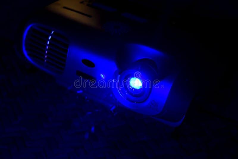 proiettore immagine stock