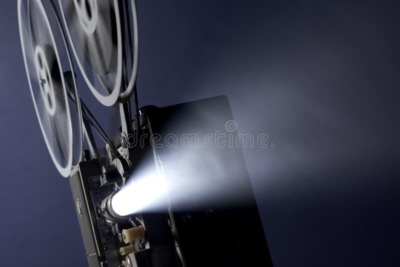 Proiettore di film fotografia stock libera da diritti