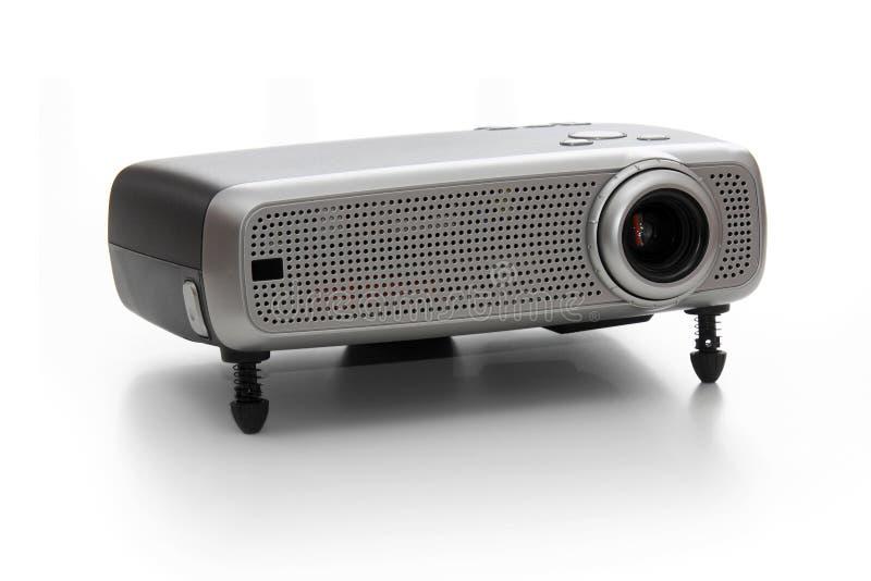 Proiettore di multimedia fotografia stock libera da diritti