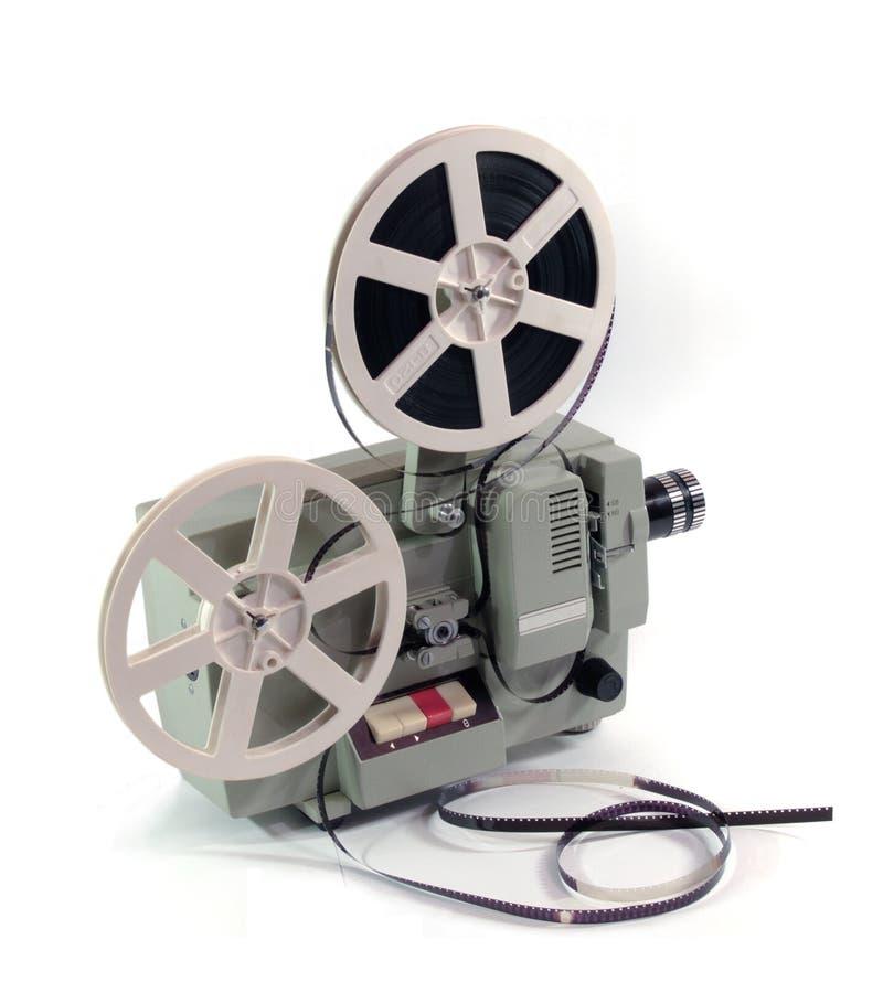 Proiettore di pellicola fotografia stock libera da diritti