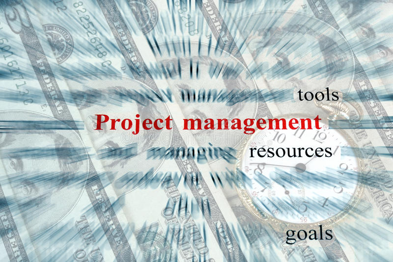 Download Project Management stock illustration. Image of objective - 26408956