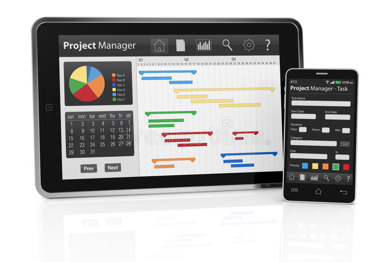 Download Project Management Stock Photo - Image: 29569490